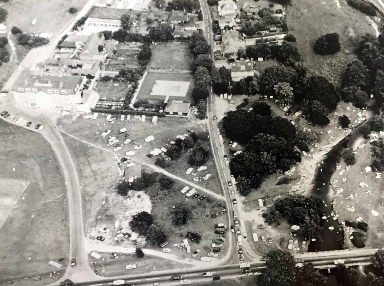Balmer lawn 1971