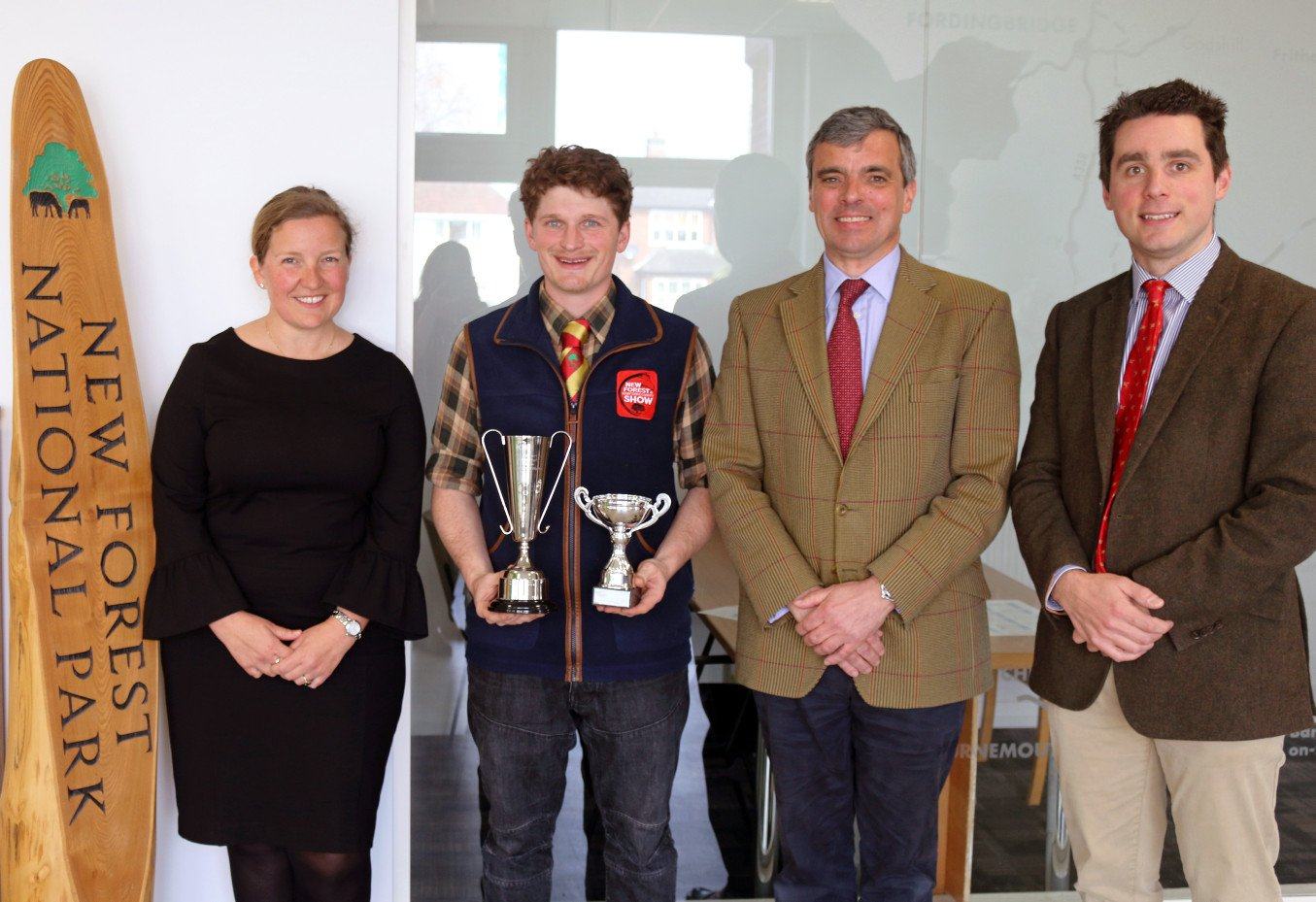 Mart Meaker apprenticeship awards
