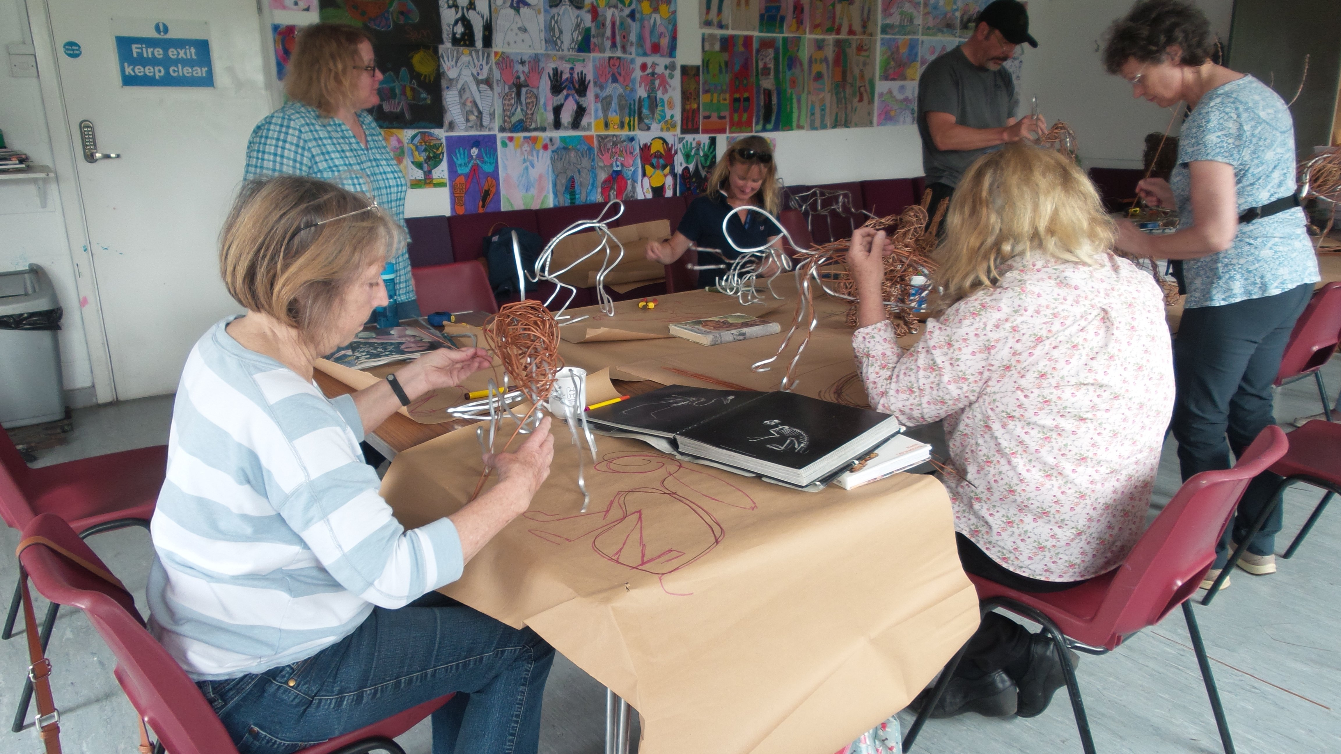 Willow workshop with Charlotte Moreton