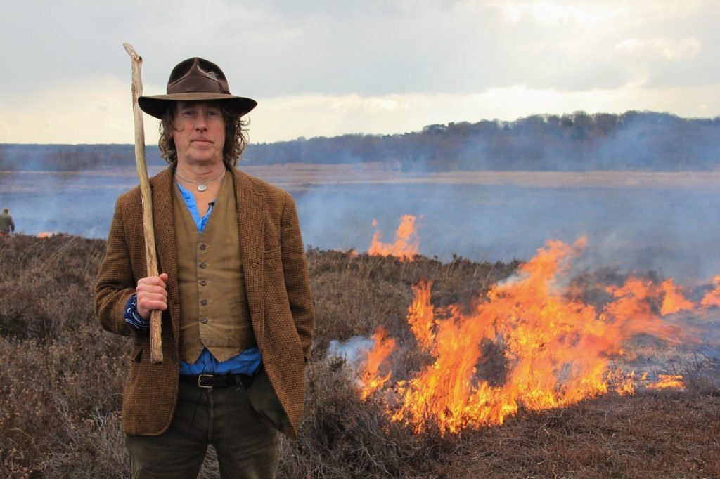 Peter Owen-Jones Heathland Burns