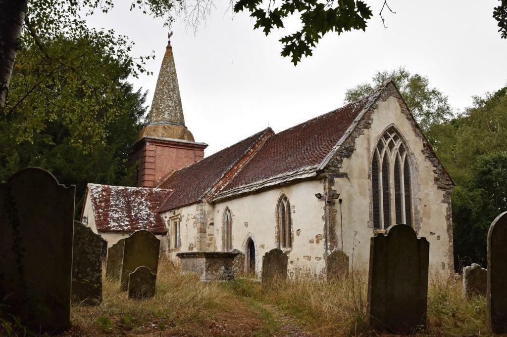St Nicholas' Church Brockenhurst