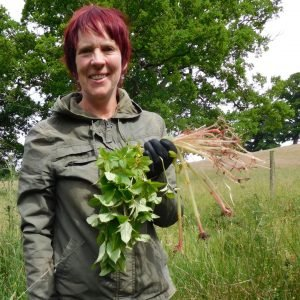 New Forest volunteer Chrissie Whiffen
