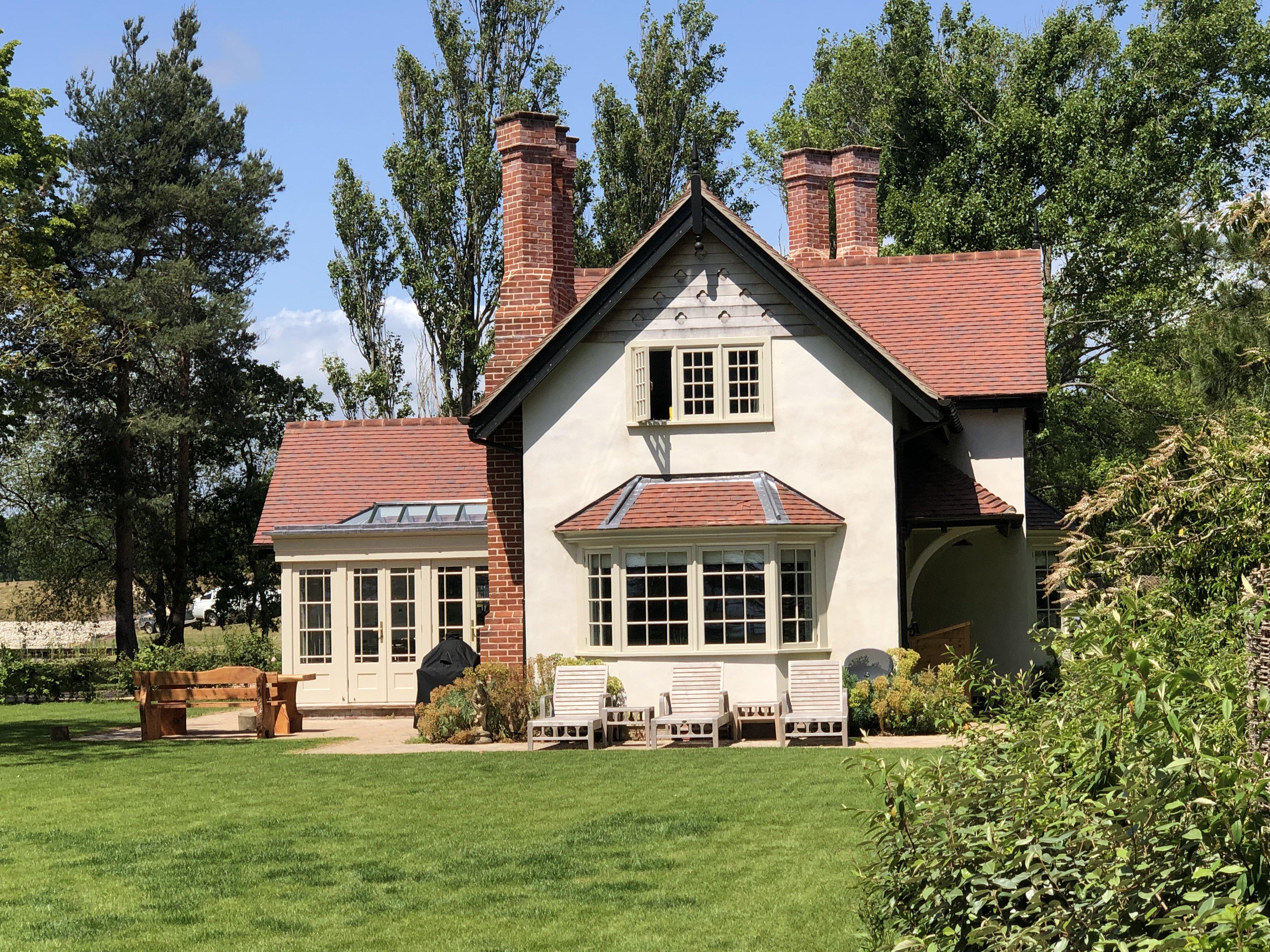 Little Marsh Lodge, Parkshore, Beaulieu