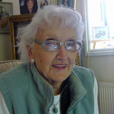 Portrait of Evelyn Ramseyer