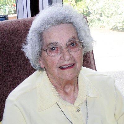Portrait of Rose Daniels