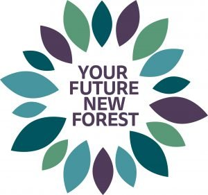 Your Future New Forest logo